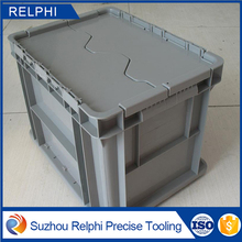 Custom various second hand injection mould crate mould plastic mould manufacturer