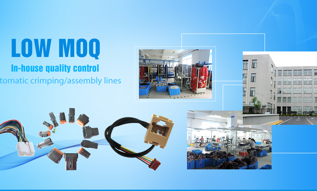 Shanghai Star Electronic Technology Co., Ltd. - Wire Harness, Connectors