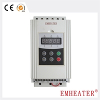 220V 3-phase ac soft starter for ac electric motors 11kW