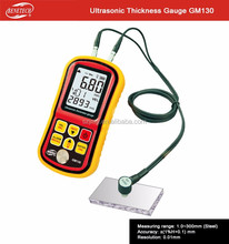 Hot Sale Ultrasonic Thickness Meter GM130 / Paint Coating Thickness Gauge Meter