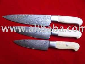 3PCS. CHEF/KITCHEN KNIFE SET SPECIAL EDITION