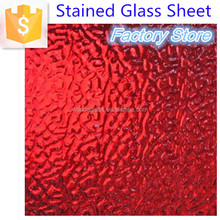 3mm stained glass (sheet glass)