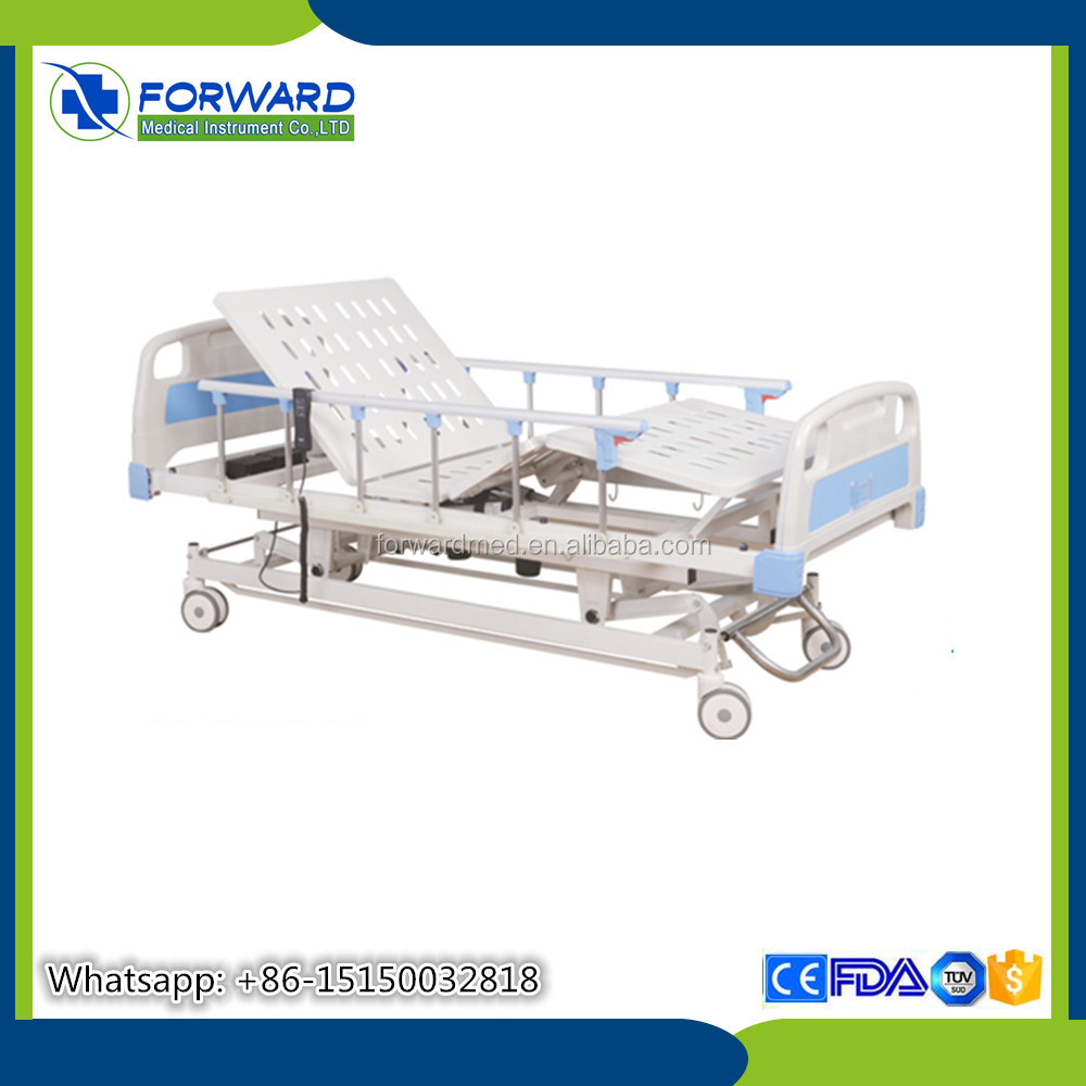 ICU room hospital recliner chair bed with cardiac chair function