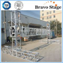 Assembly light truss/cheap aluminum truss