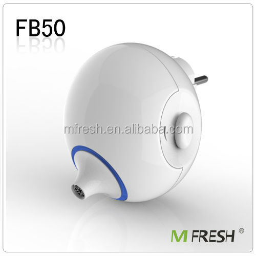 China manufacture Mfresh FB50 ozone output 50mg/h odor air spary