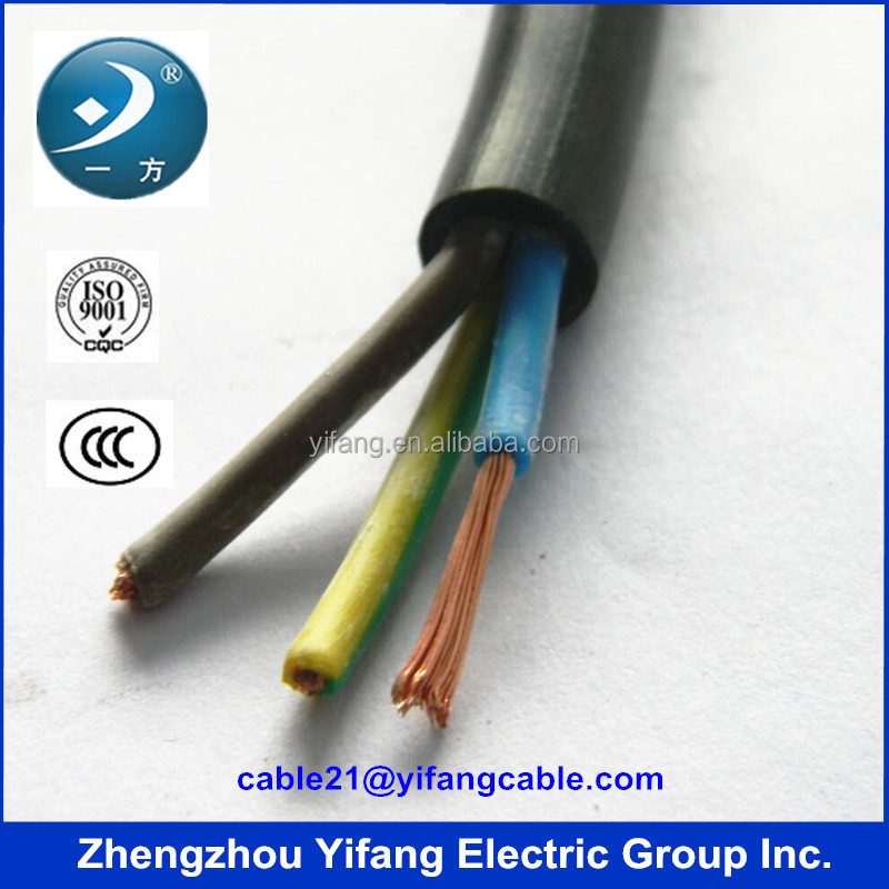 1 5mm Wire Cable 3x2 5mm2 Power Cable With Copper