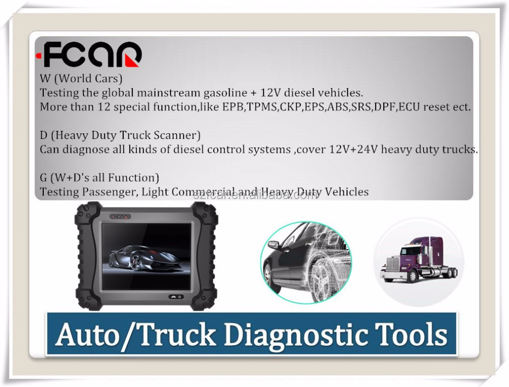 Newest 2012 professional universal auto diagnostic tool at dealer price
