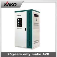 Professional 60kva 3 phase ac voltage stabilizers