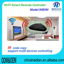 W809II CE RoHS proved WIFI - RF433 / infrared universal remote control for smart home system
