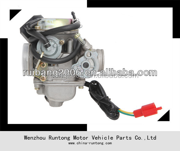 Motorbike Scooter GY6 24mm Carburetor 150cc Carb Carbi Chinese