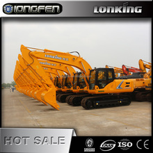 LG6225E Lonking brand new tracked excavator for sale with low price