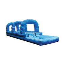 Excellent industrial inflatable water slide
