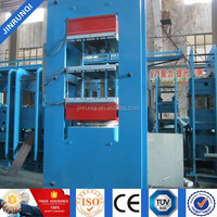 New rubber shoe sole making machine/rubber moulding hydraulic press