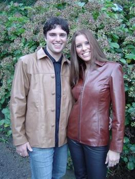 Kaban Leather Jacket For Man And Woman