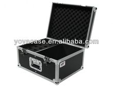 OSP 15 ATA Mic Case w/Storage | Road Tour Flight Microphone Case w/Cable Storage