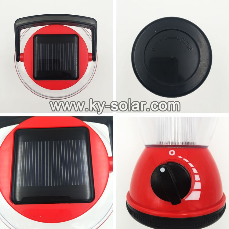 Best durable solar camping trip light
