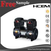 Top Quality 110V-220V Portable Oil Free Air Compressors Vaccum Air Pump Motors For Sale