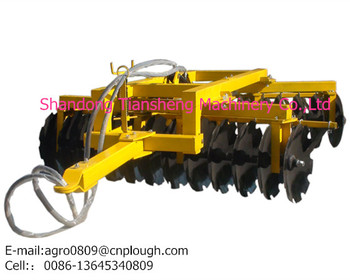 hydraulic harrowing machine agriculture machinery & equipment