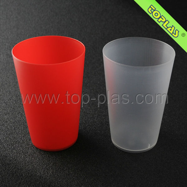 Injection Molding Reusable Custom Plastic PP Cup