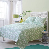 pale green king size bed sheet china