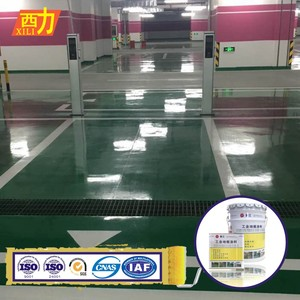 High Quality spray paint anti-bacterial Epoxy Resin Floor