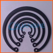 high quality spring circlips for holes with style din472 (din471,din472,din6799)