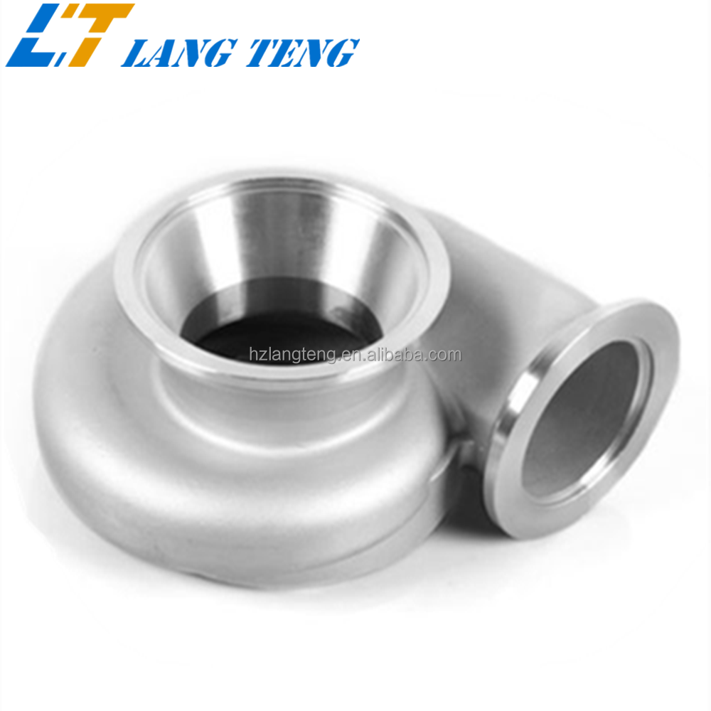OEM Stainless Steel Turbo Turbine Housing Manufacturer in China