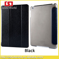 Super Slim Smart cover for ipad mini case original ultra flip leather stand cases free shipping with retail package 20pcs