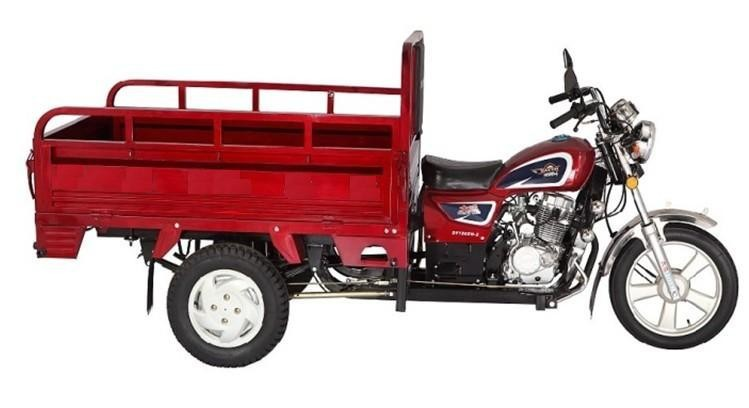 Low Price 150cc truck top quality Three Wheel Motorcycle