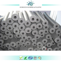 Horizon NBR soft foam rubber thermal insulation pipe tube