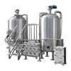 5BBL / 600L Fermenting Equipment For Sale Nano Beer Brewing Equipment Microbrewery Brewery Equipment
