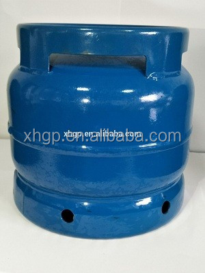 Low Pressure 6kg Gas Tank Sizes