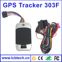 multiple functions vehicle car gps tracker 303F support fuel sensor tracking software