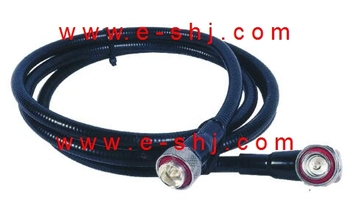 RF jumper cable, flexible jumper cable, superflexible jumper cable, Mobile network cable, Foam Dielectric Feeder Cable Jumpers,