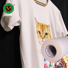 China premium paper 80GSM Sublimation Heat transfer printing paper for T-shirt