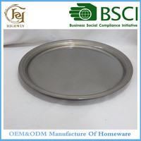 Custom Metal Paint Tray and Plate for Home Decoration Items
