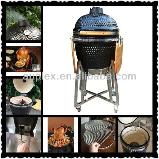 2013 new products the ceramic bbq smoker