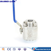 Gas Ball Valve Ss High Pressure