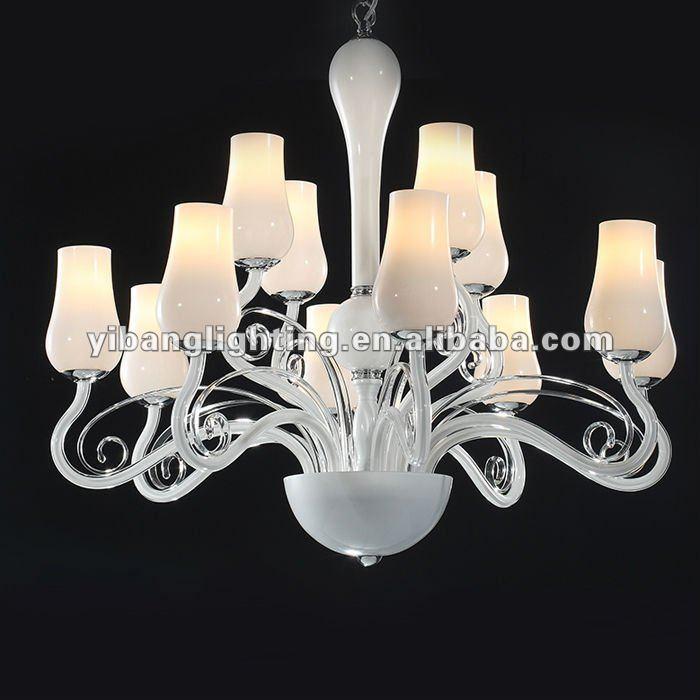2012 moderna in vetro di murano lampadario yp180 12 Lampadari Id prodotto 602385393 italian     -> Negozi Lampadari Classici Roma