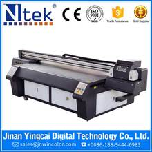 2017hot sale industrial factory high quality led uv ceramic tile printing machine with high resolution for sale in China
