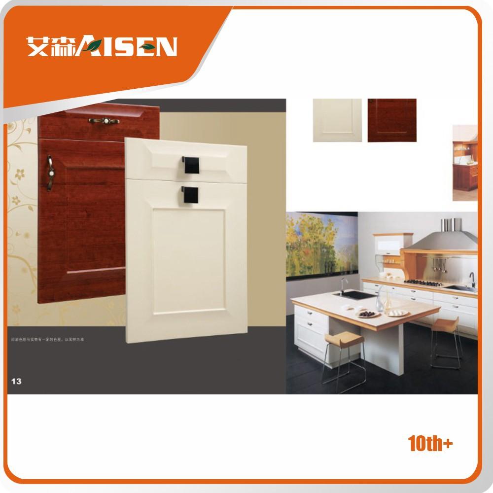 modular pvc foil thermo kitchen cabinet manufacturer china thermofoil kitchen cabinet doors bbt com