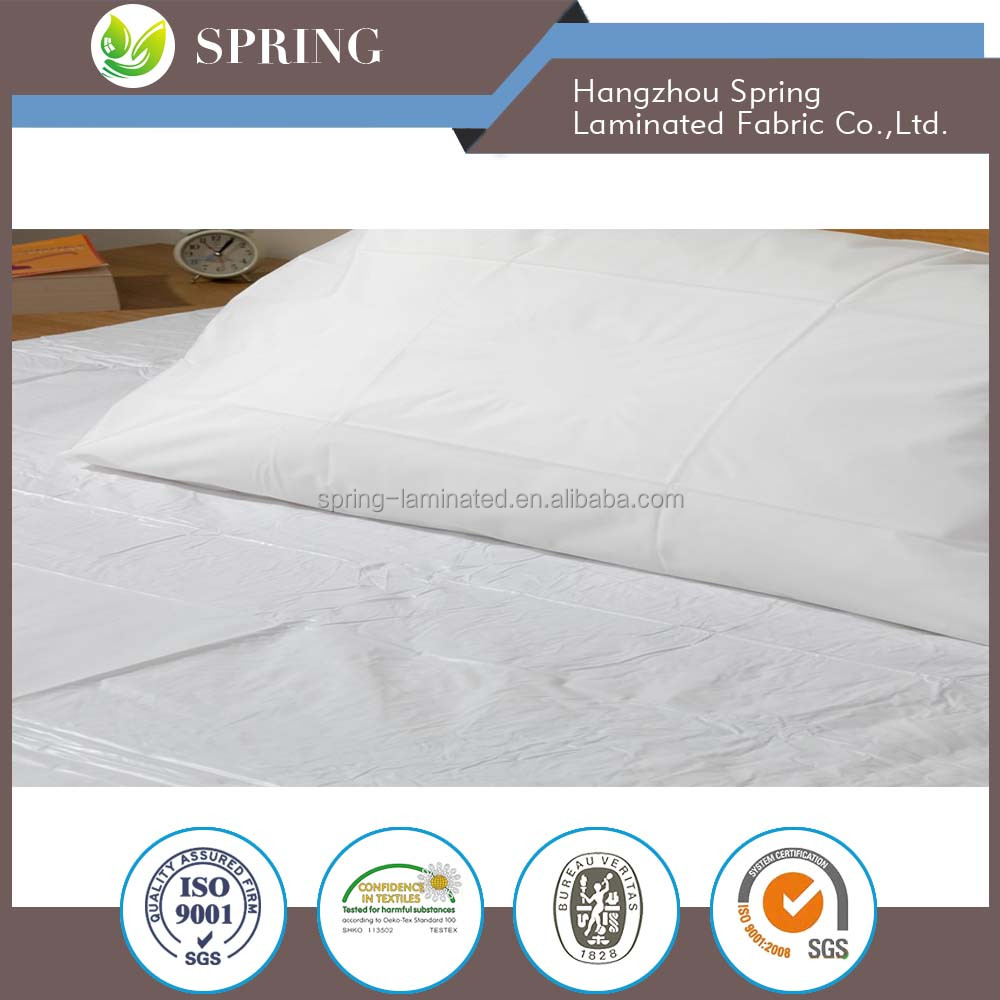 Amazon Hot selling waterproof Mattress Protector, Topper Fabric Using Will Gives You a Cozy Taste