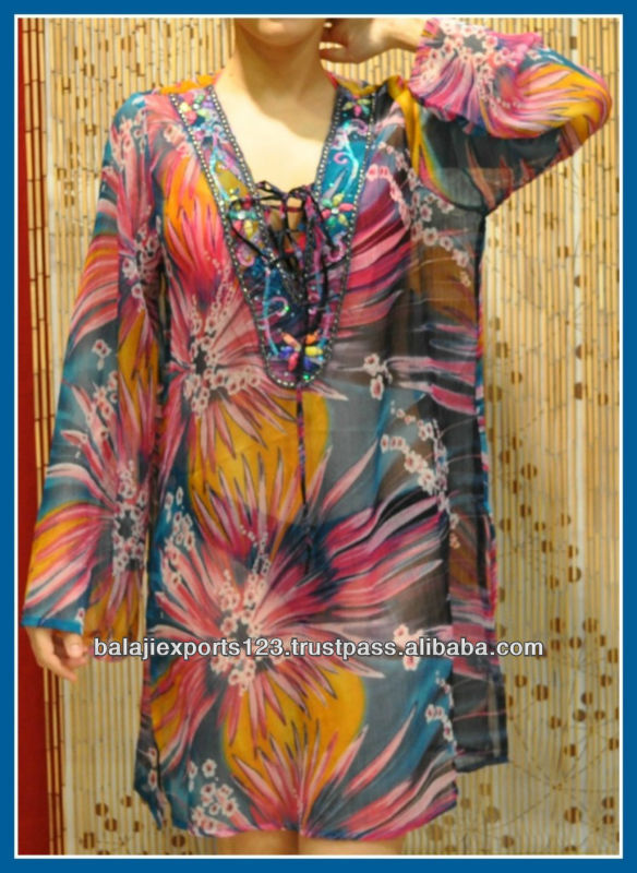 Wholesale Chiffon Swim Wear / Beach scarves / Swimwear / Bikinis cover-ups