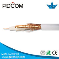75OHM COAXIAL CABLE WITH WOODEN DRUM rg59 flexible coaxial cable