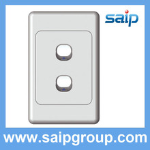 NEW TYPES 10A/15A EUROPEAN WALL SOCKET AND SWITCH