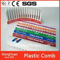 Office & School Supplies plastic comb book binding,plastic comb spiral binding consumable,plaastic comb binding pvc binding comb
