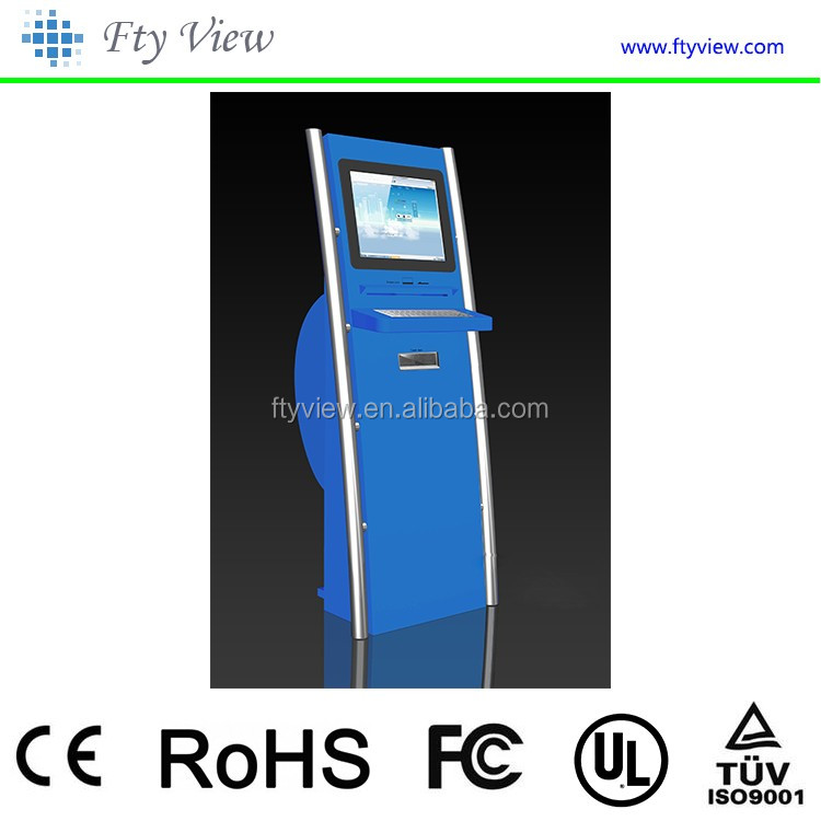 Self-Service Payment Kiosk Top Up Machine For Sale