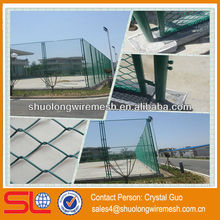 Basketball chain link netting,Fotball chain link fencing,Playground wire net