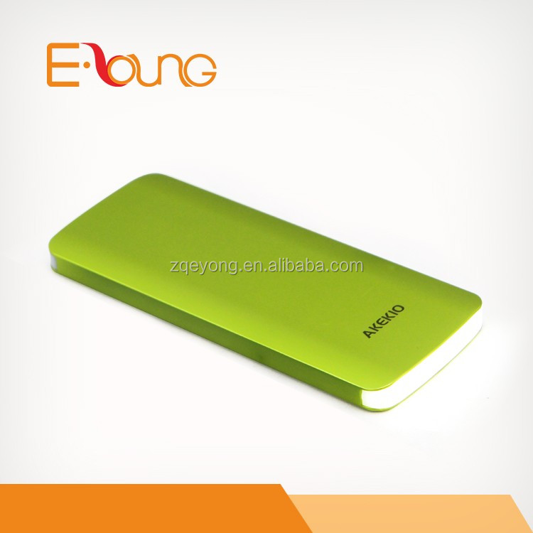 Hot New Products with LED Light 9000mah fashional Power Bank custom logo
