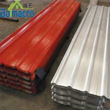1250mm Corrugated Galvanized Paint Steel Roofing Price Sheets In Coil For Roof And Wall